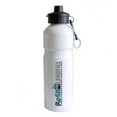 750ml Sports Bottle - white