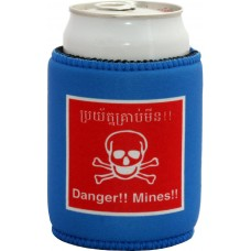 Danger Mines ! Can Cooler