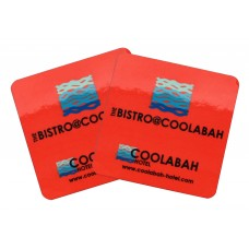 Cork Bottom Coaster