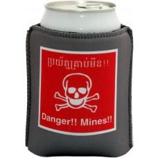 Danger Mines ! Fold-Up Cooler