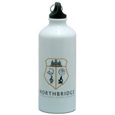 600 ml Sports Botlle - White